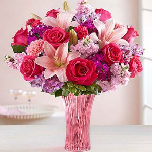 Sweet Medley For Mom by Thomas Florist