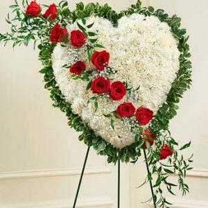 Always in My Heart arrangement by Thomas Florist