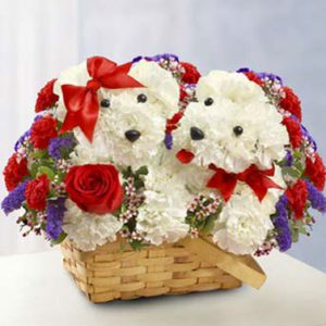 Lucky In Love by Thomas Florist